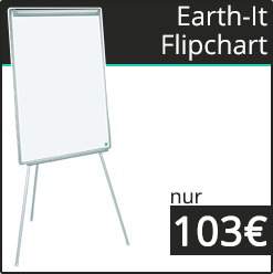 Earth IT Non Magnetic Tripod Easel