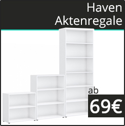 Haven Office Bookcases